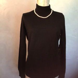 3/$25 Ralph Lauren Mock Turtle Neck Cotton Sweater